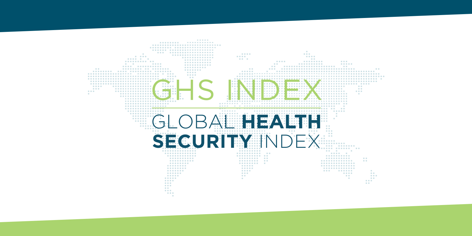 The Global Health Security Index